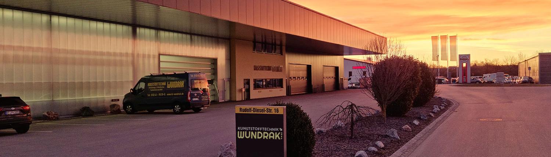 Kunststofftechnik Wundrak GmbH Germaringen